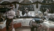 James Tissot - Alabaster Box of Very Precious Ointment