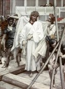 James Tissot - And They Put His Own Raiment On Him