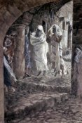 James Tissot - Apparition of The Dead In Jerusalem