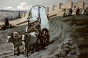 James Tissot - Ark Sent Away