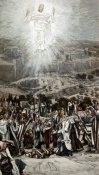 James Tissot - Ascension From The Mount of Olives