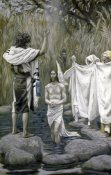 James Tissot - Baptism of Jesus