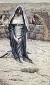 James Tissot - Blessed Virgin In Old Age