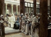 James Tissot - But No Man Laid Hands Upon Him
