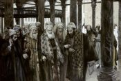 James Tissot - Chief Priests Take Counsel Together
