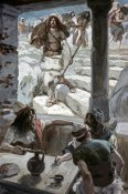 James Tissot - David Returns To Achish