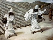 James Tissot - Dead Bodies Carried Away