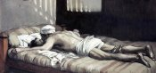 James Tissot - Elijah Raiseth The Widow's Son