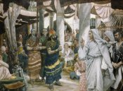 James Tissot - Healing of The Ruler's Son