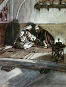 James Tissot - Interview Between Jesus & Nicodemus