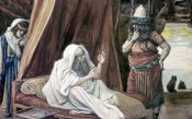 James Tissot - Isaac Sends Esau To Hunt