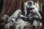 James Tissot - Jacob Deceives Isaac