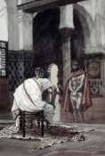 James Tissot - Jesus Before Pilate For The Second Time