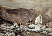 James Tissot - Jesus Goes Up To Jerusalem