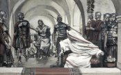 James Tissot - Jesus Led Back From Herod To Pilate