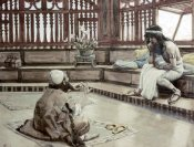 James Tissot - Joseph Converses With Judah, His Brother
