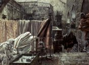 James Tissot - Joseph of Arimathea In Pilate's House