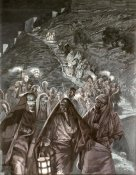 James Tissot - Judas & The Multitudes With Swords