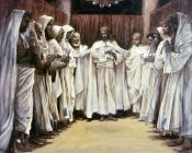 James Tissot - Last Discourse of Our Lord Jesus Christ