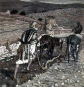 James Tissot - Man at The Plough