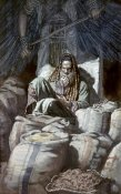 James Tissot - Man Who Laid Up Treasure