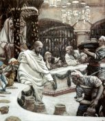 James Tissot - Marriage of Cana of Galilee