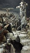 James Tissot - Pardoning of the Penitent Thief