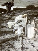 James Tissot - Peter and John Run To The Sepulchre