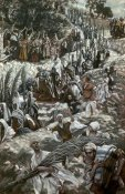 James Tissot - Procession On The Mount of Olives