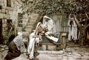 James Tissot - Raising of Jairus's Daughter