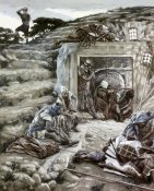 James Tissot - Roman Guards at The Tomb