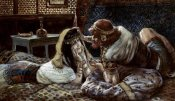 James Tissot - Samson and Delilah