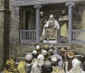 James Tissot - Samuel at Ramah
