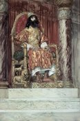 James Tissot - Solomon Is Made King