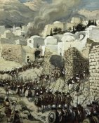 James Tissot - Taking of Jericho