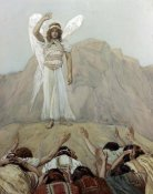 James Tissot - The Angel's Rebuke