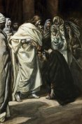 James Tissot - Unbelief of Thomas