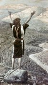 James Tissot - Voice In The Desert