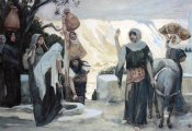James Tissot - Women at The Well
