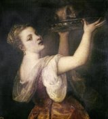 Titian - Salome With The Head of John The Baptist