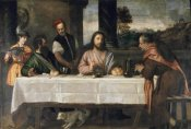 Titian - Supper at Emmaus