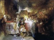 Joseph M.W. Turner - Pilate Washing His Hands