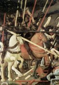 Paolo Uccello - Battle of San Romano (Detail)