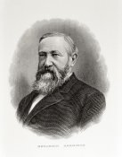 Unknown - Benjamin Harrison