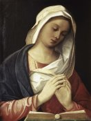 Unknown - Madonna In Prayer