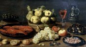 Jacob Fopsen Van Es - Still Life With Seafood
