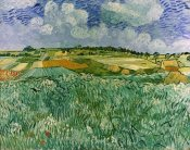 Vincent Van Gogh - Plain Near Auvers