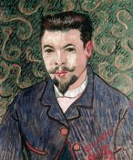 Vincent Van Gogh - Portrait of Doctor Felix Rey