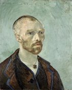 Vincent Van Gogh - Self Portrait (I)