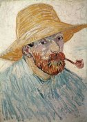 Vincent Van Gogh - Self Portrait 1888